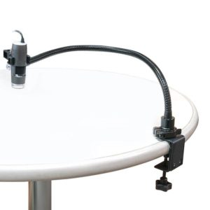 support flexible pour microscope électronique DINO